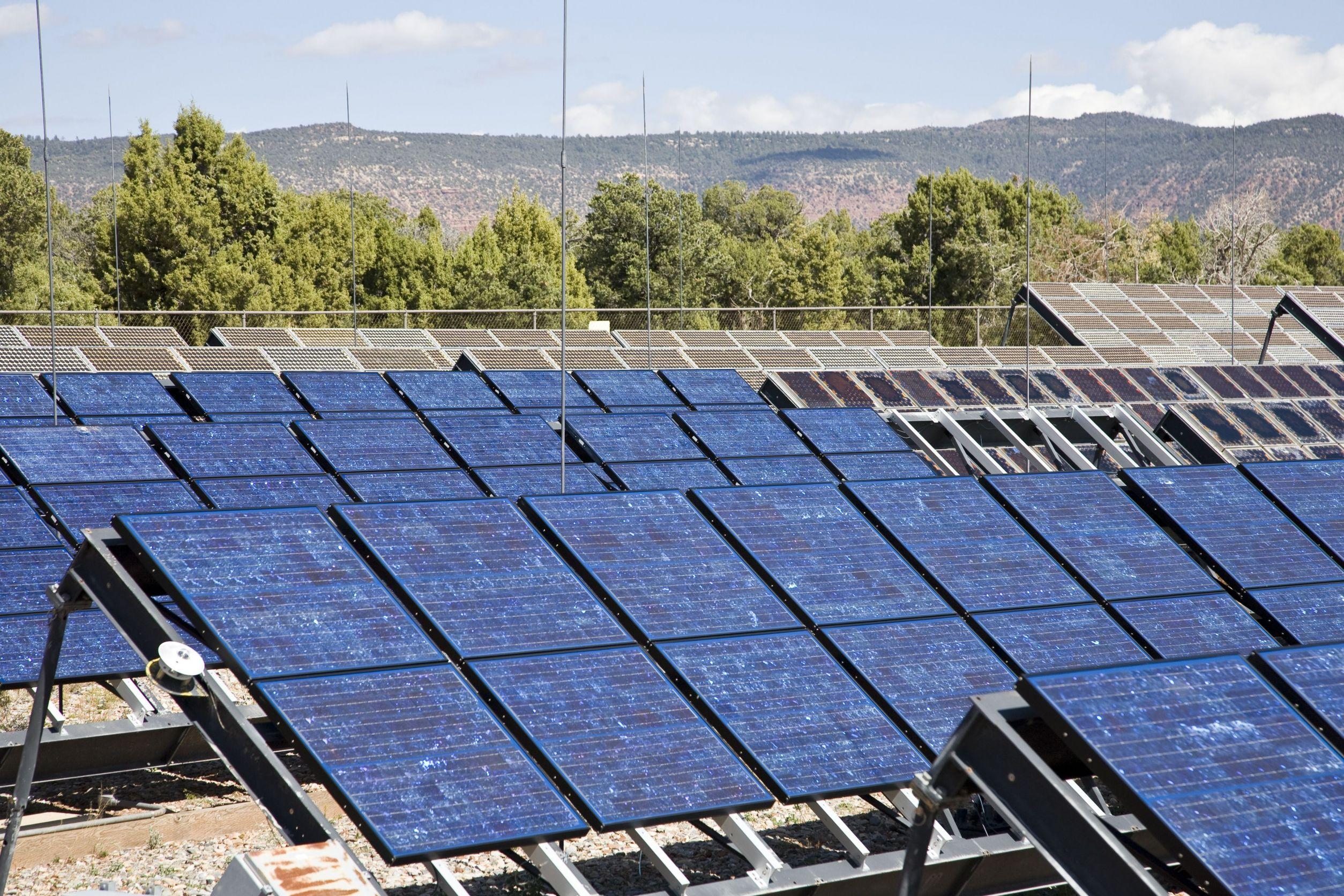 solar panels nj